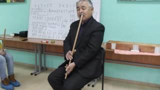 Курс обучения игре на курае. Азат Аиткулов. Сыңрау торна.