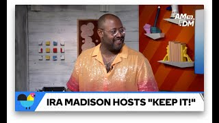 Ira Madison III Reveals Who His Dream Podcast Guest Would Is