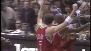 Michael Jordan's epic style