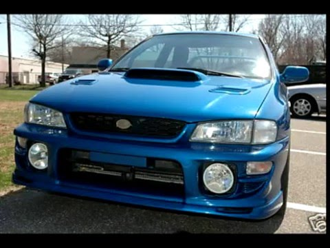 1999 subaru impreza 2 5 rs how to save money and do it yourself. Black Bedroom Furniture Sets. Home Design Ideas