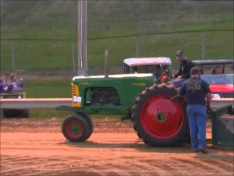 5,500LB ANTIQUE TRACTORS AT THE 2014 FRANKLIN COUNTY, INDIANA ANTQUE FARM MACHINERY SHOW