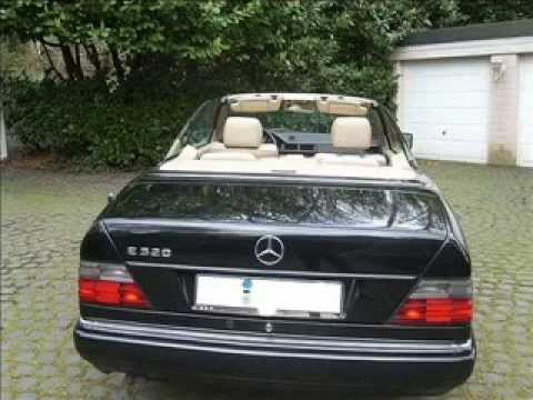 mercedes w124 cabrio convertible cabriolet amg part 1 of. Black Bedroom Furniture Sets. Home Design Ideas