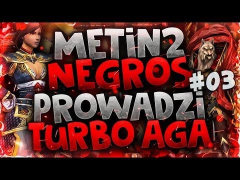Metin2 NEGROS #3  SKANDAL W M2?! EXPIMY! ODDAJEMY PISANKI :D