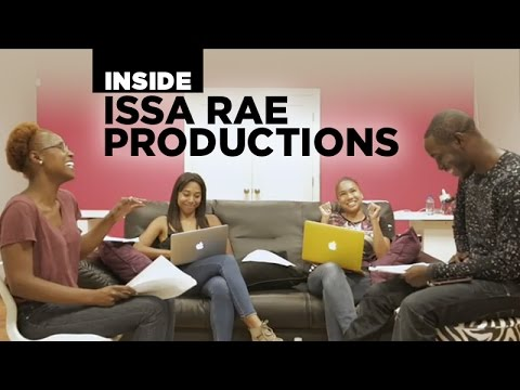 INSIDE Issa Rae Productions | S. 1, Ep. 1