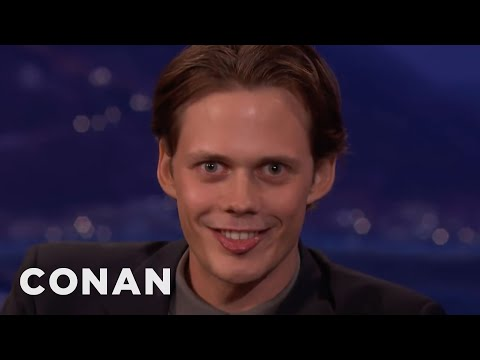 "Bill Skarsgård's Demonic ""IT"
