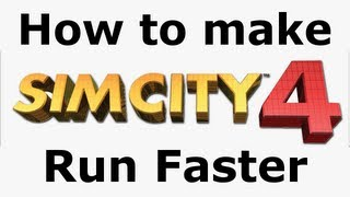 How to Eliminate Simcity 4 Crashes (W10/8/7/Vista)
