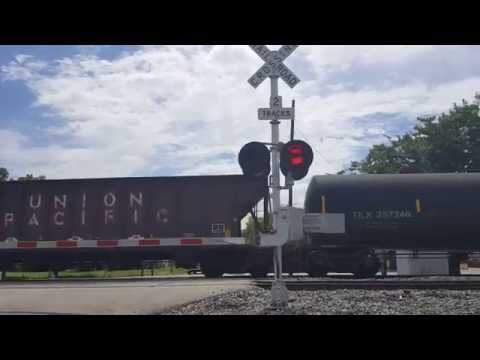 Broadway Street Railroad Crossing