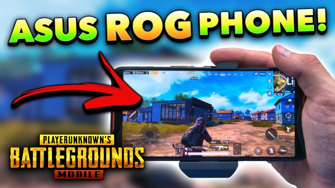 ASUS ROG Phone  for pubg