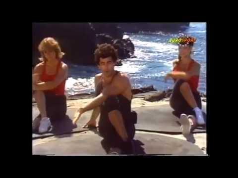 Eurobics - WorkOut from Eurosport (Hawaii 1990 )