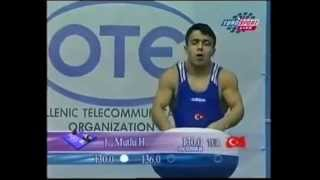 Halil Mutlu World Record