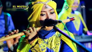 Gambar cover '' EL WAFDA '' JANGAN LAMA LAMA live Gaji Guntur Demak