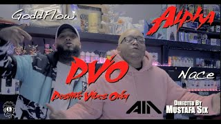 Alpha x Positive Vibes Only PVO 4K
