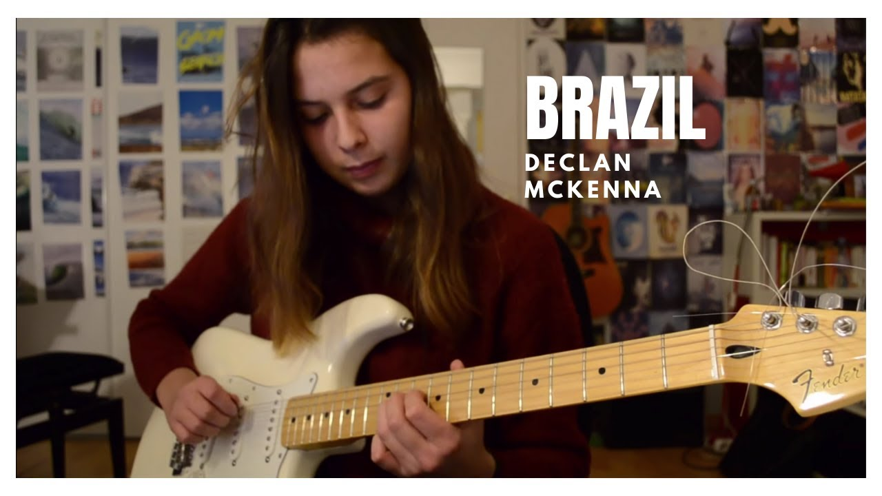 brazil declan mckenna impro loop cover youtube. Black Bedroom Furniture Sets. Home Design Ideas