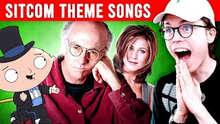 LEGENDARY Sitcom Theme Songs