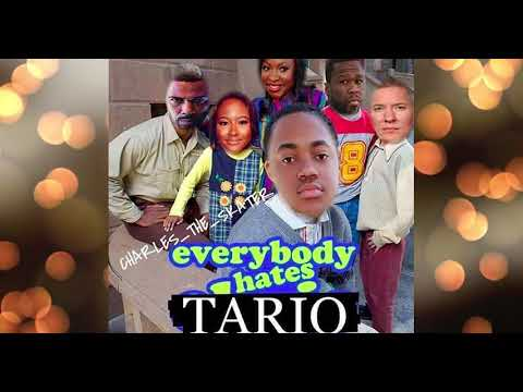 Michael Rainey Jr ( Tariq St.Patrick ) talks with Party Hardy