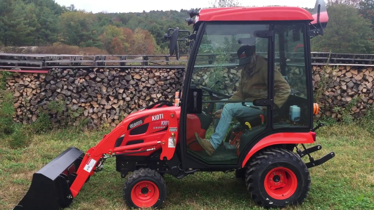 Kioti Compact Tractor Package Deals Lamoureph Blog