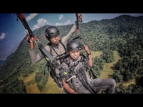 Bodoland Paragliding at
