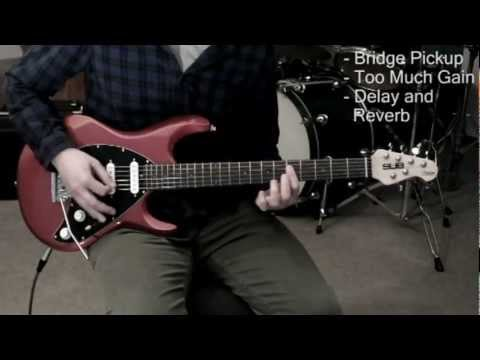 Sterling By Music Man SUB Silo3 Tone Test