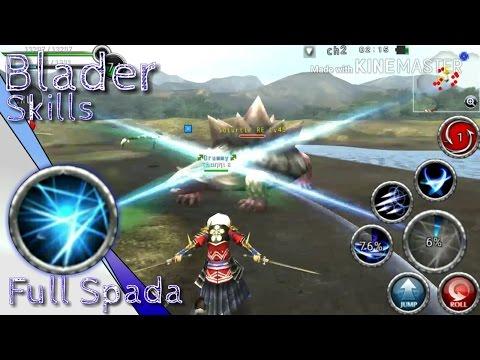 RPG Avabel Online - Blader Skill