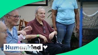 Senior citizens get help during hurricane thumbnail
