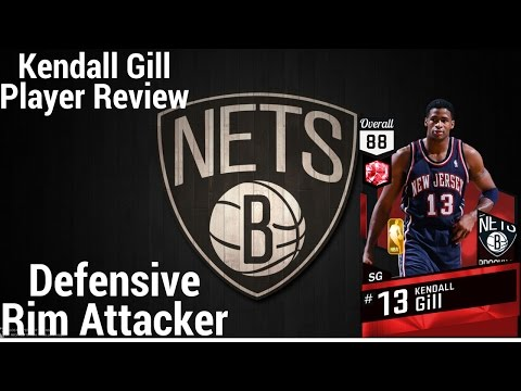 Nba2k17 Ruby Kendall Gill Player Review!!!