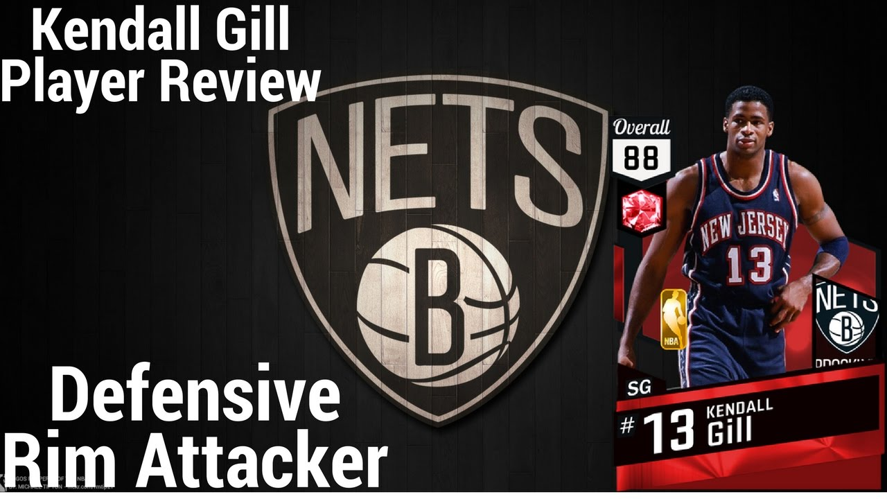 Nba2k17 Ruby Kendall Gill Player Review