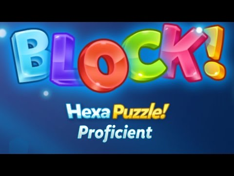 BLOCK! Hexa Puzzle! Proficient Level 1-80 (Basic) - Lösung Solution Answer Walkthrough