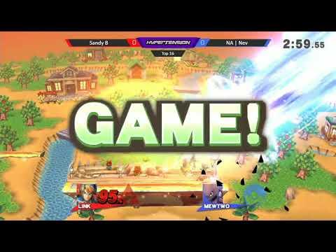 Sandy B (Link) vs NA | Nev (Mewtwo)