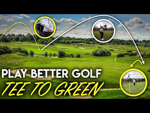Play better golf TEE TO GREEN by creating shots