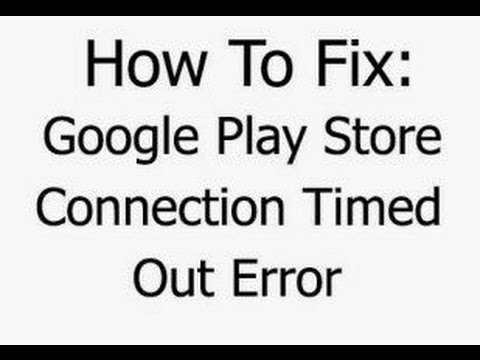 How To Fix Play Store No Connection No Root
