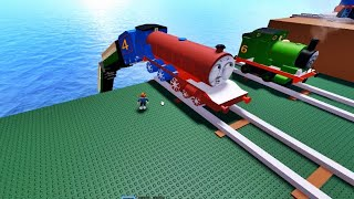 THOMAS AND FRIENDS Crashes Surprises Compilation ACCIDENT 2021 WILL HAPPEN 31 Thomas The Tank Engine