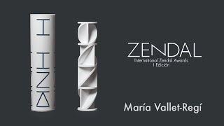 María Vallet - Premio Homenaje Zendal International Awards (I Edición - 2019)