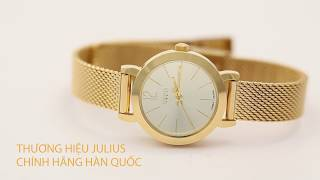 Đồng hồ nữ JULIUS Hàn Quốc - JA732