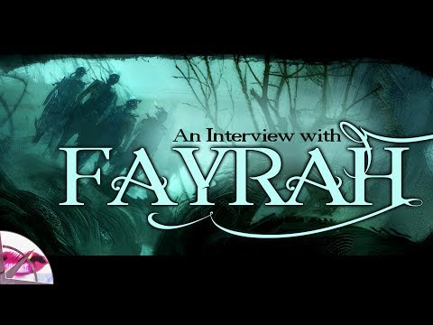 Guild Wars 2 RP Interview | Fayrah  | The Herald