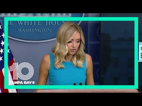 McEnany: Trump's Church Walk Like Churchill 'Inspecting The Bombing Damage'