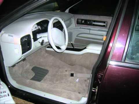 1996 Impala SS Custom Interior by SSinteriors matt1989cars YouTube