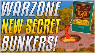 ALL NEW WARZONE LOCATIONS - Revealing Season Two's Hidden Map Changes & Easter Eggs! [CW Warzone]