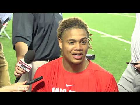 Chase Young: Ohio State defensive end expectations following first fall practice of 2019