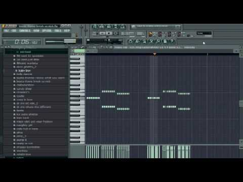 BUSTA RHYMES - break ya neck - instrumental Fruity remake ( mozidem )