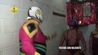 """Fuerza Guerrera: """"No hagan abajo del ring lo que no pueden arriba"""". thumbnail"""