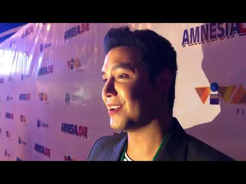 Paolo Ballesteros On Doing The Film Amnesia Love