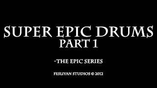 Epic Drum Music Super Dark Dramatic Part 1 Movie Film Scene Scores Soundtracks BIG DRUMMING