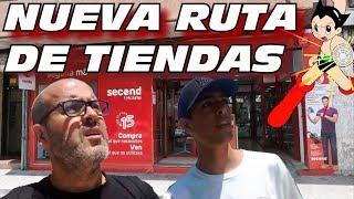 Nueva ruta de CAZAS por TERRASSA!! Buscando videojuegos