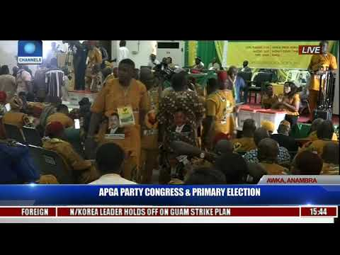 APGA Party Congress & Primary Election Pt.21 | Live Coverage