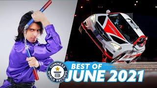 Best of June 2021 - Guinness World Records