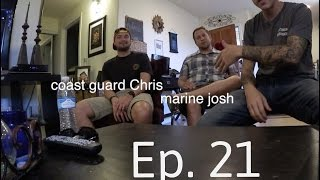 The hardest part about Deployment -- Military Life Before and After Ep. 21