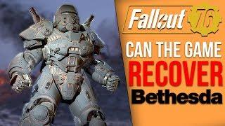 Can Bethesda Still Fix Fallout 76?