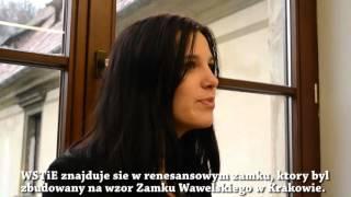 Юлия Гула. Отзыв об обучении в Высшей школе туризма и экологии в Сухой Бескидзкой