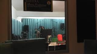 Recording Vocal Monica Allen