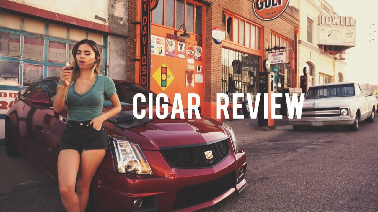 CHICK CARS AND EVERYTHING CIGARS CIGAR REVIEW IN BISBEE ARIZONA - Bisbee car show